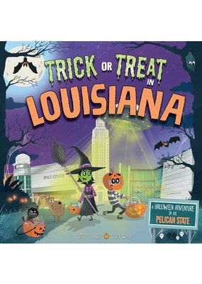 Trick or Treat in Louisiana