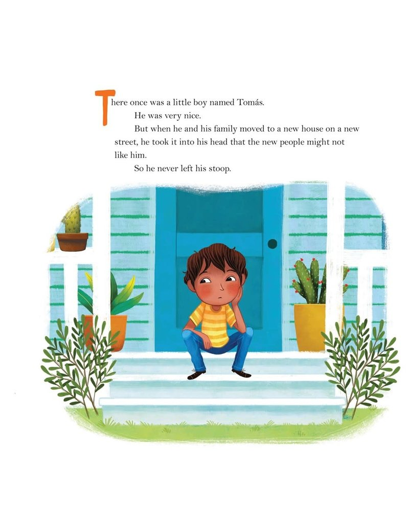 Sourcebooks A Tiger Called Tomas