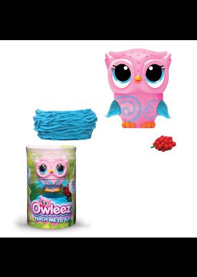 Toysmith Owleez Pink