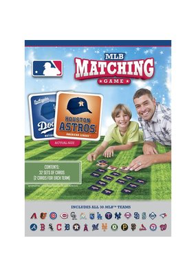 MasterPieces MLB Matching Game