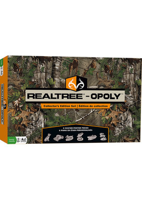 MasterPieces RealTree-Opoly