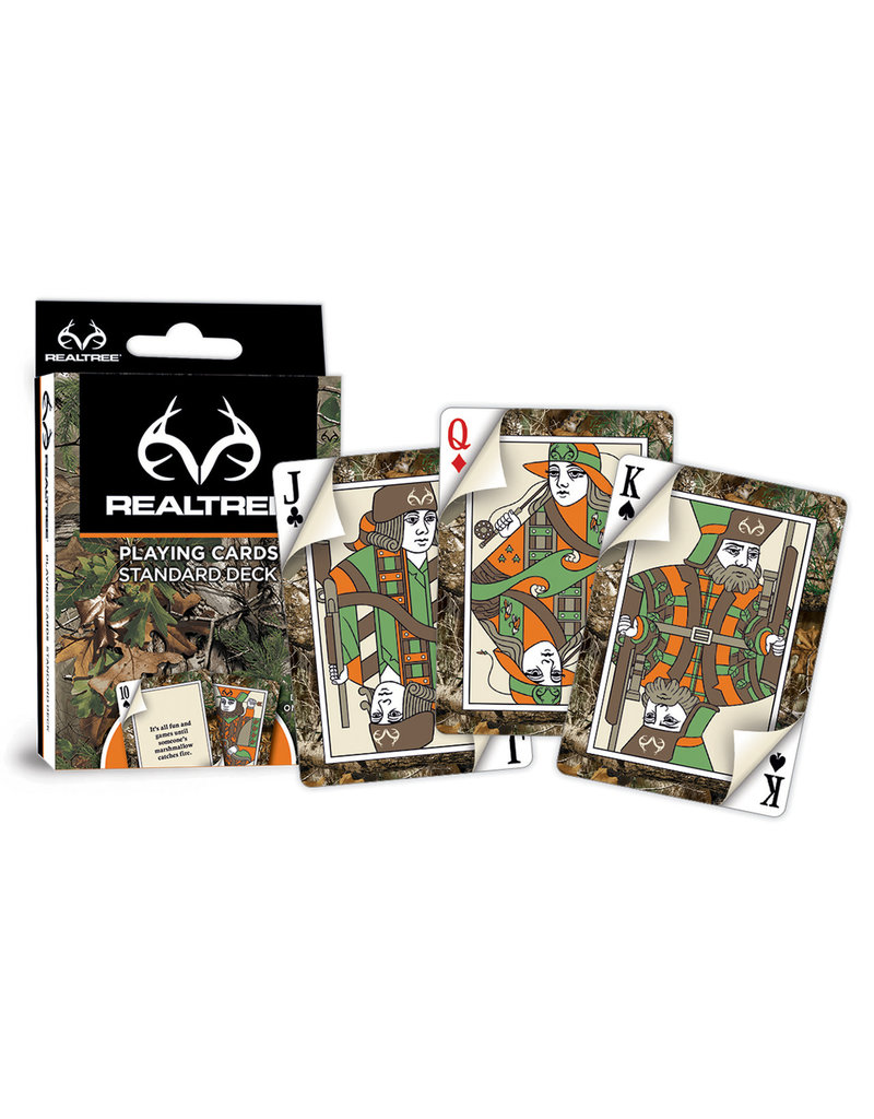RealTree Playing Cards