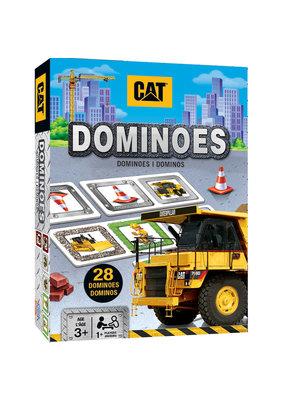 MasterPieces Caterpillar Kids Dominos