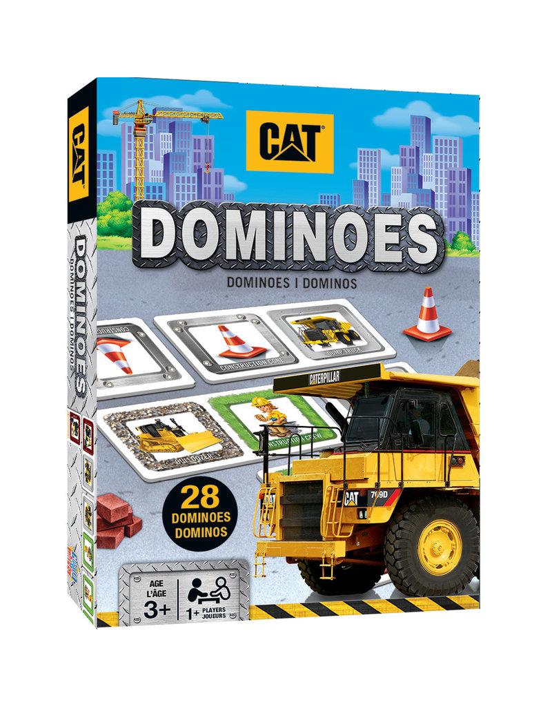 Caterpillar Kids Dominos