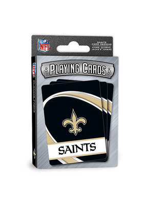 MasterPieces New Orleans Saints Playing Cards