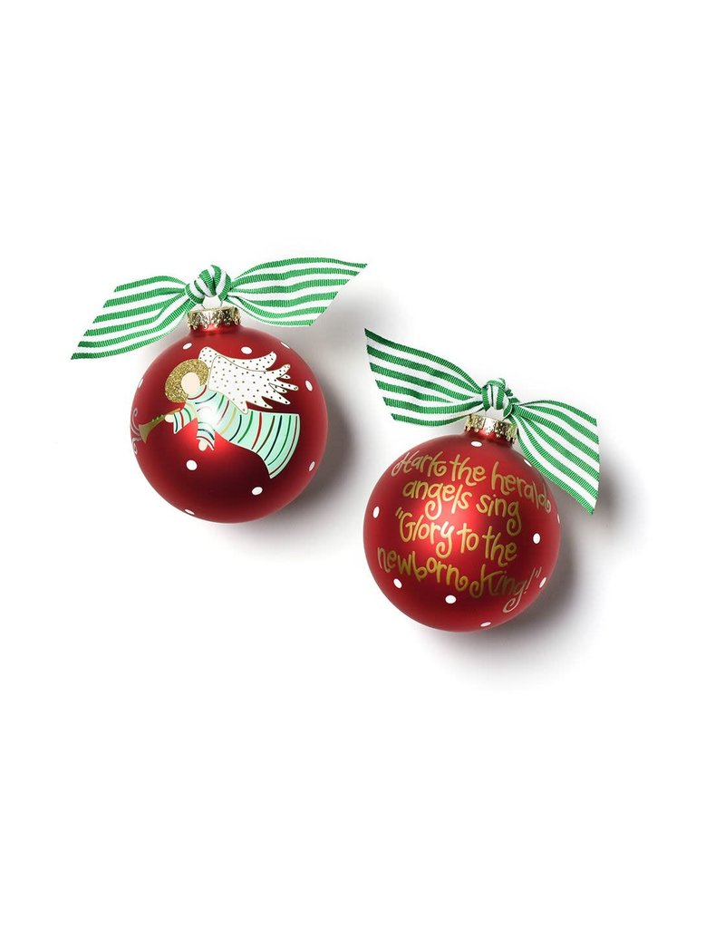 Hark The Herald Angels Ornament
