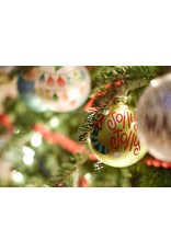 Jolly Jolly Stockings Ornament