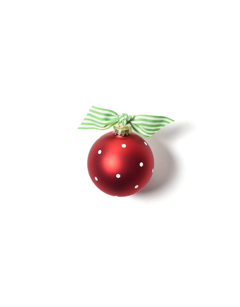 Meet Under Mistletoe Ornament
