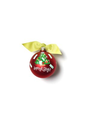 Coton Colors Merry & Bright Vintage Tree Ornament