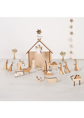Meri Meri Nativity Advent Calendar