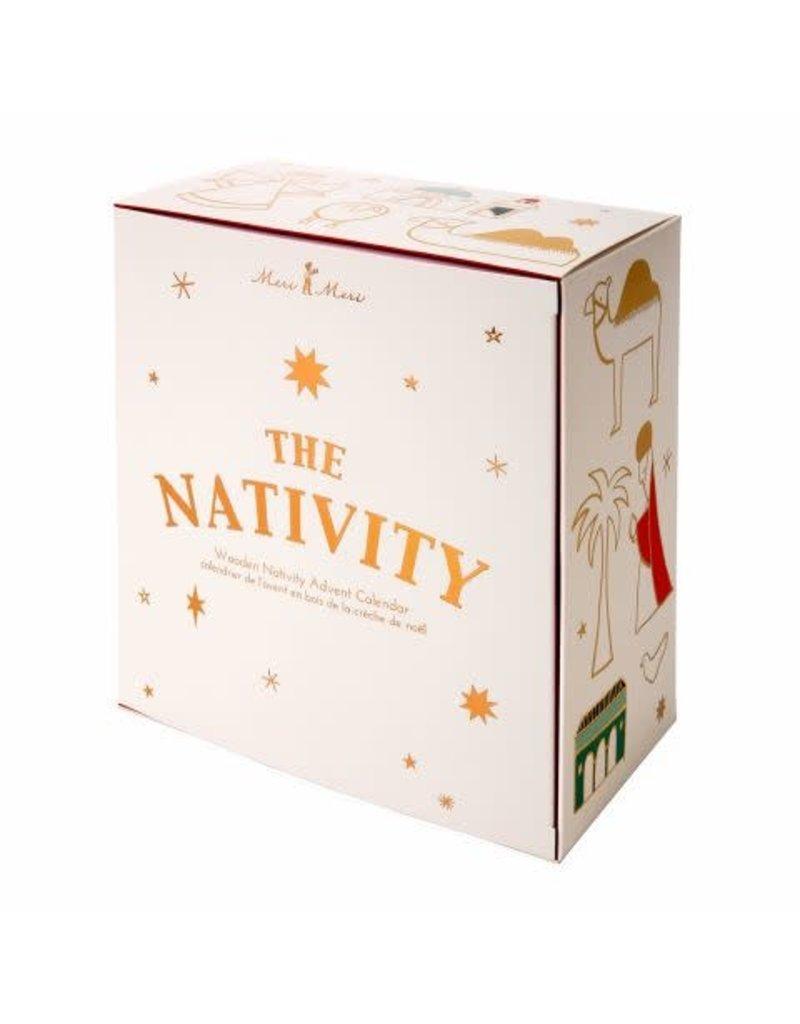 Meri Meri Nativity Advent Calendar