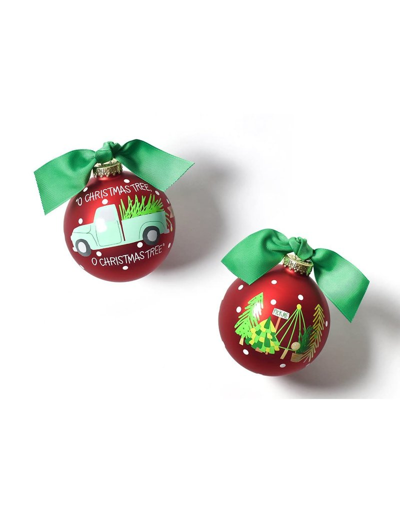 Coton Colors O Christmas Tree Farm Ornament
