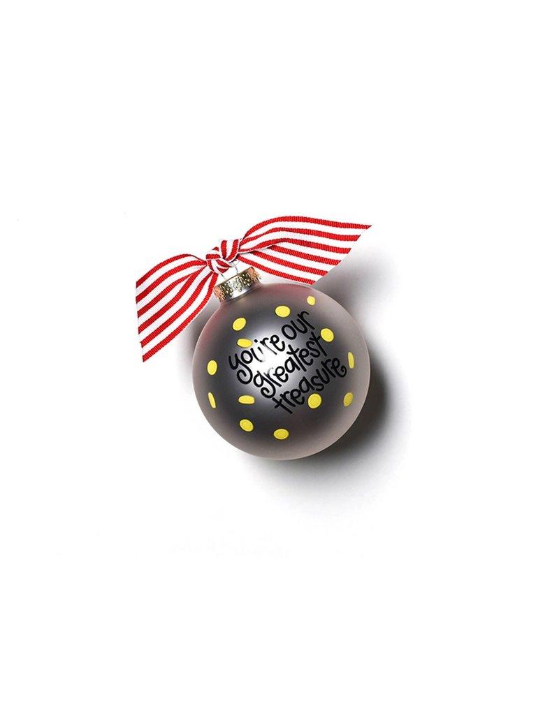 Coton Colors Pirate Ornament