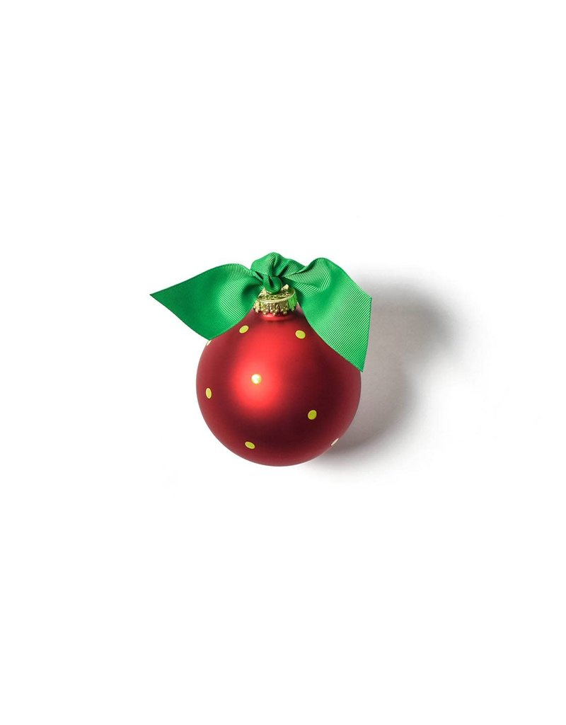 Santa's Little Helper Girl Ornament