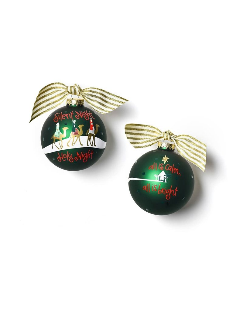 Silent Night Ornament