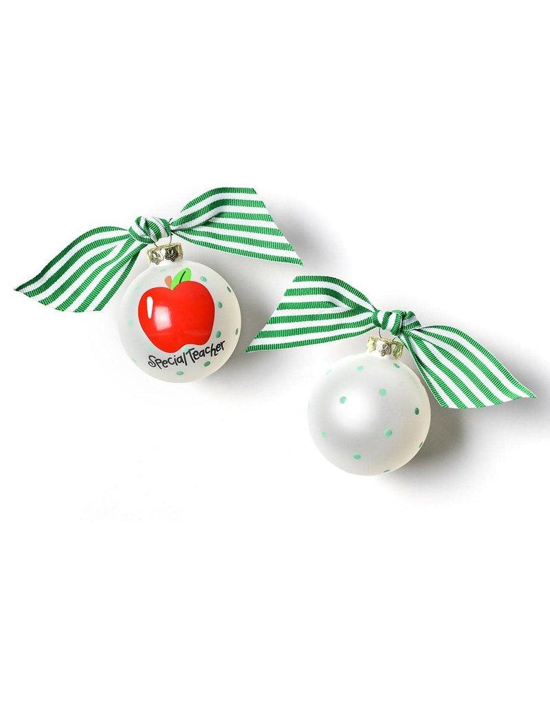Special Teacher Ornament