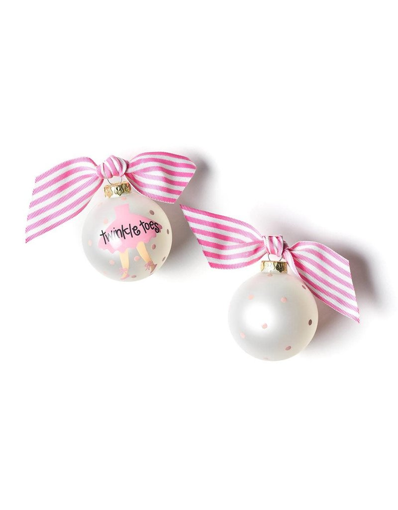 Coton Colors Twinkle Toes Ballet Ornament