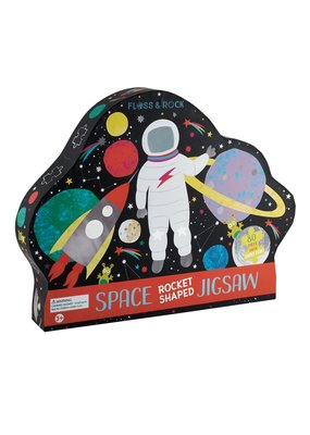 Floss & Rock 80 Pc Jigsaw Puzzle-Space