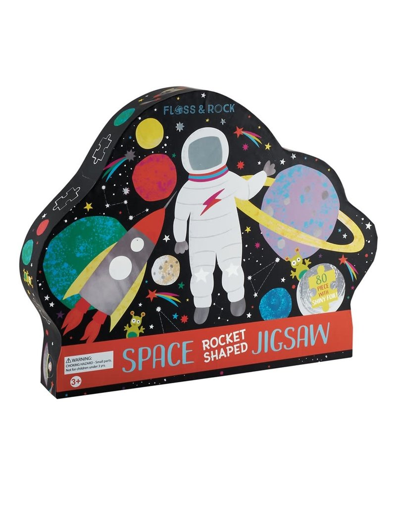 80 Pc Jigsaw Puzzle-Space