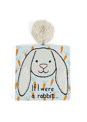 If I Were a Rabbit Book (Grey)