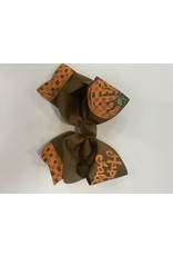 Happy Fall Large Bow