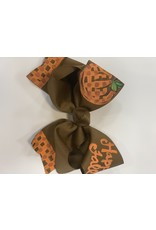 Two Sisters Bows Happy Fall Large Bow