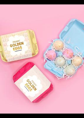 Musee Golden Eggs Carton