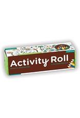 Chronicle Books Activity Roll Mighty Dinosaur