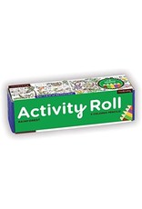 Chronicle Books Activity Roll Rainforest