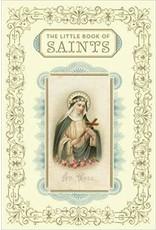 Chronicle Books Little Book Of Saints