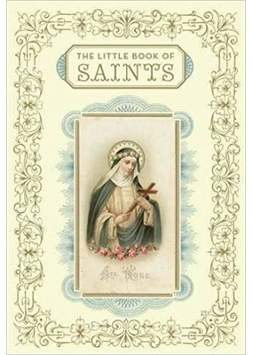 Chronicle Books Little Book Of Saints