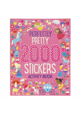 Cottage Door Press 2000 Perfectly Pretty Stickers