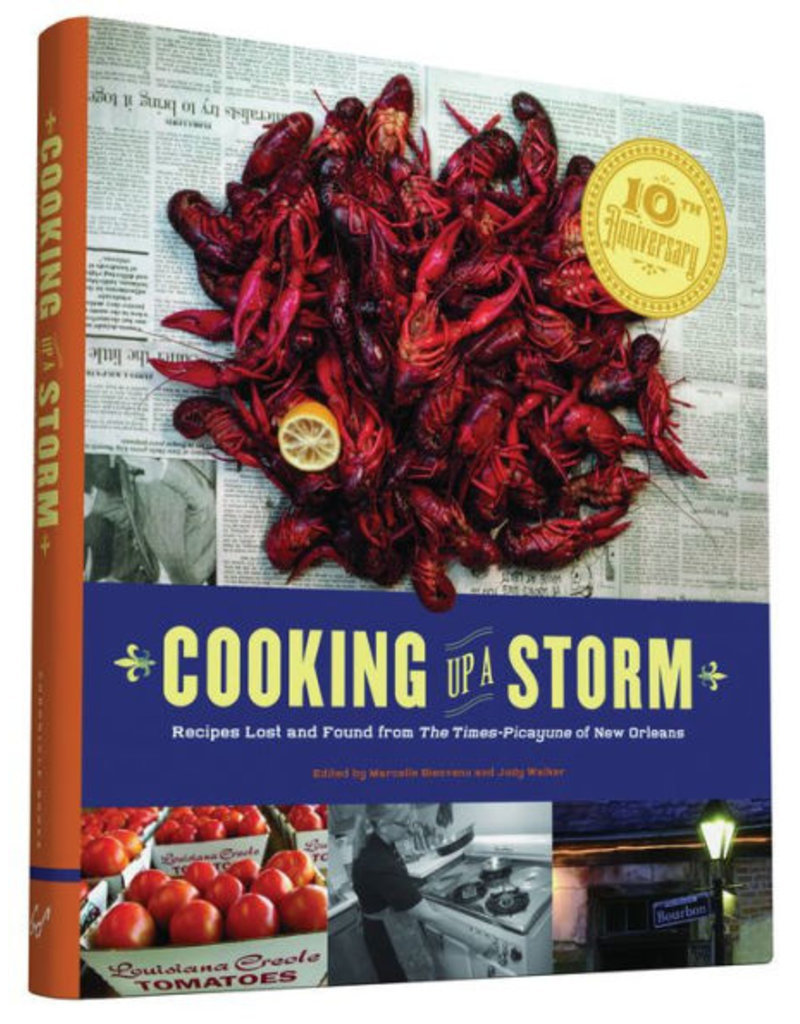 Chronicle Books Cooking Up a Storm