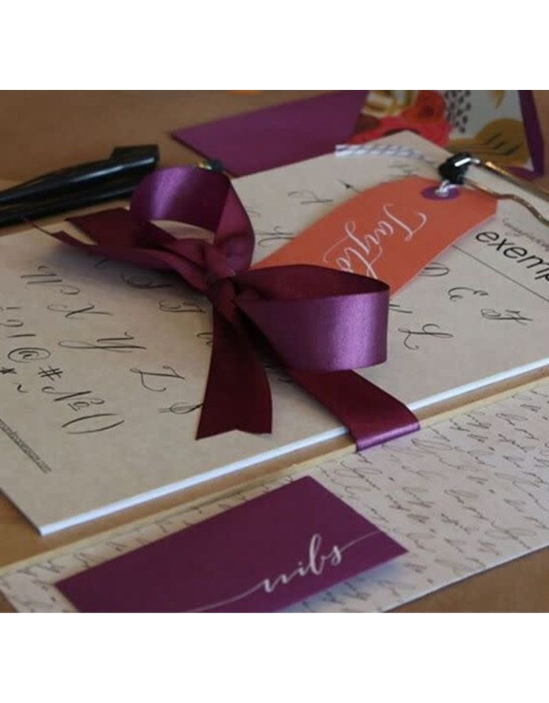 Bella Grace Collection Calligraphy Workshop