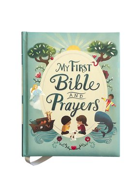 Cottage Door Press My First Bible and Prayers