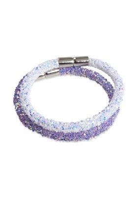 Blissfull Crystal Bracelet Set