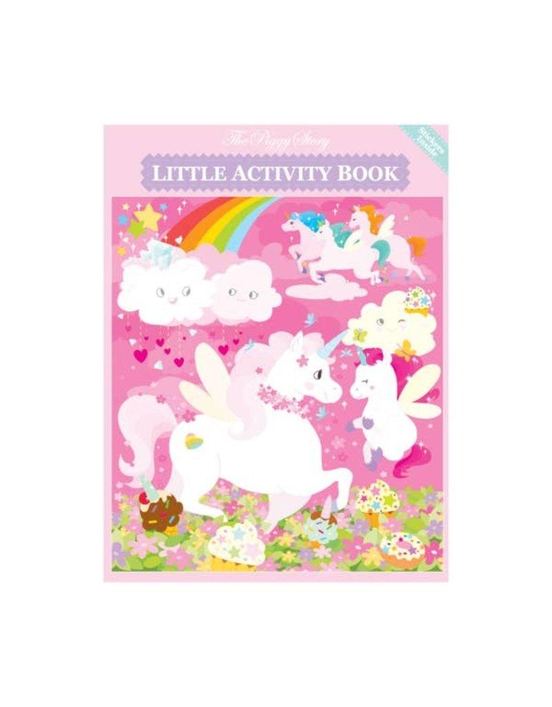 The Piggy Story Little Activity Book - Unicorn Land