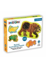 Chronicle Books Brown Bear, Brown Bear, Touch and Feel Puzzle