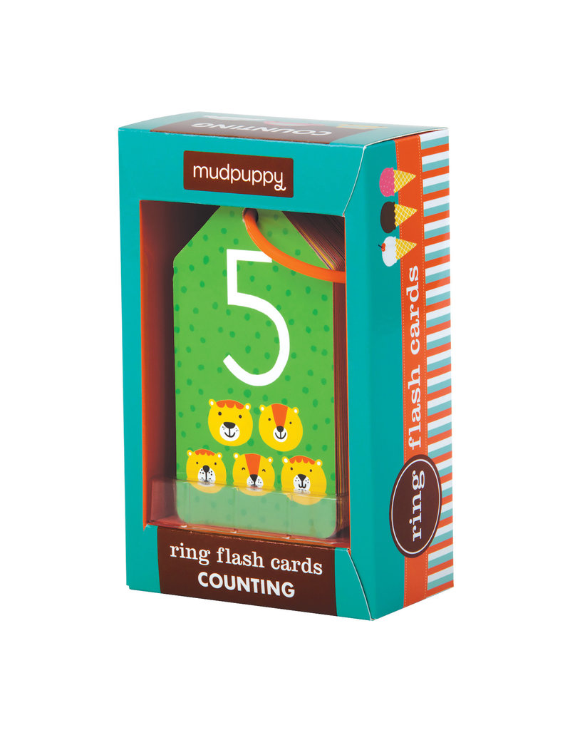 Chronicle Books Counting Flashcards