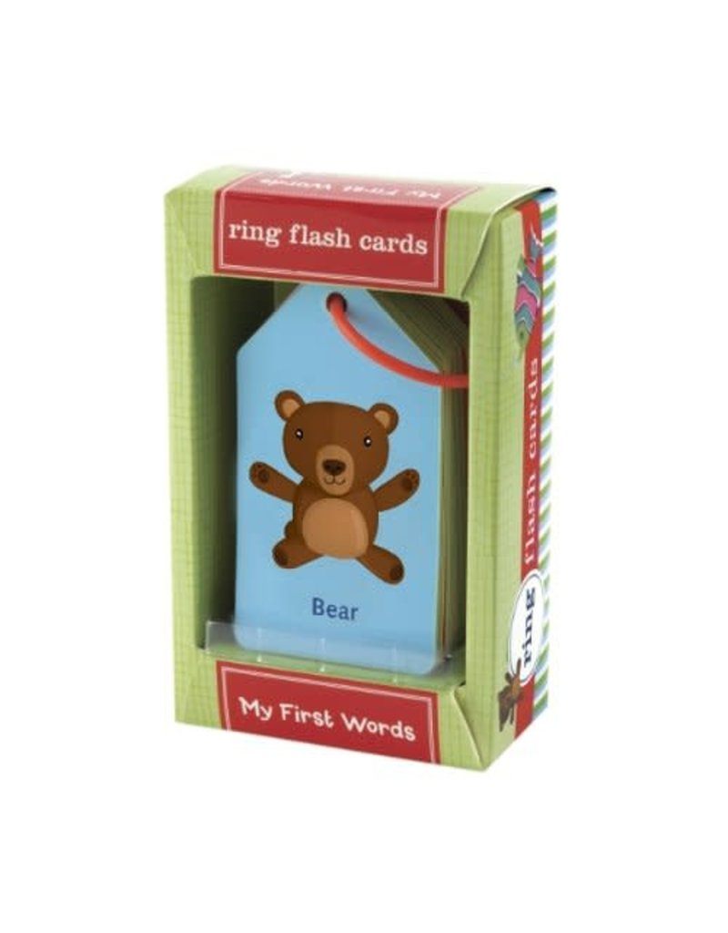 Chronicle Books My First Words Flash Cards