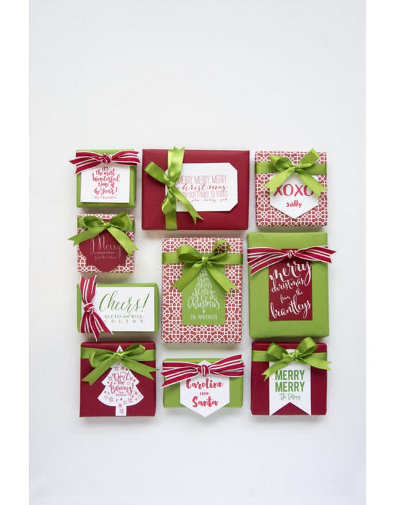 Haute Papier Haute Papier Letterpress Gift Tags