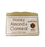 Soap - Honey Almond and Oatmeal