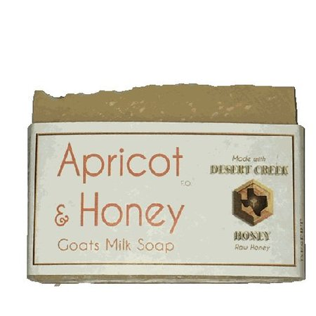 Soap - Apricot and Honey