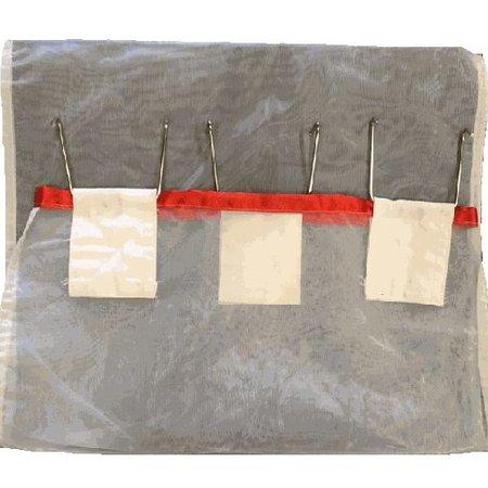 Hooked Nylon Strainer
