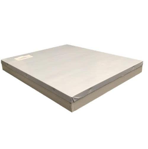 8 Frame Pine White Telescoping Cover w/o Inner Cover