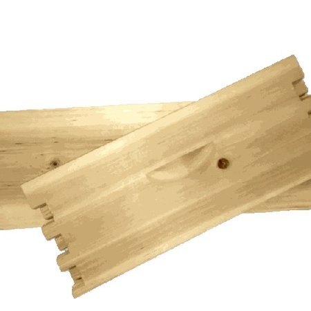 10 Frame Medium Unassembled Cypress Hive Box