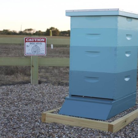 Assembled Hive Components