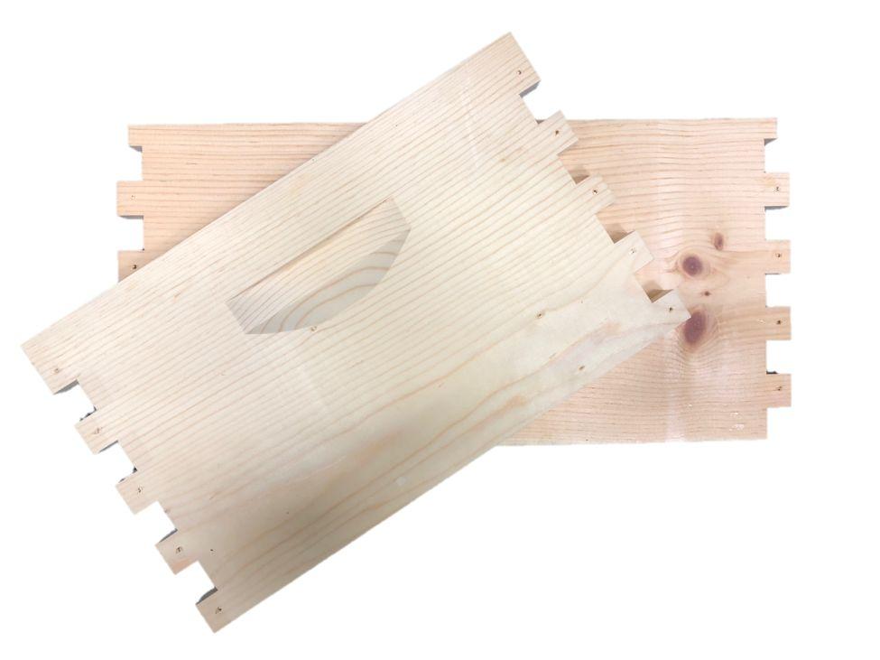 10 Frame Deep Unassembled Pine Hive Box