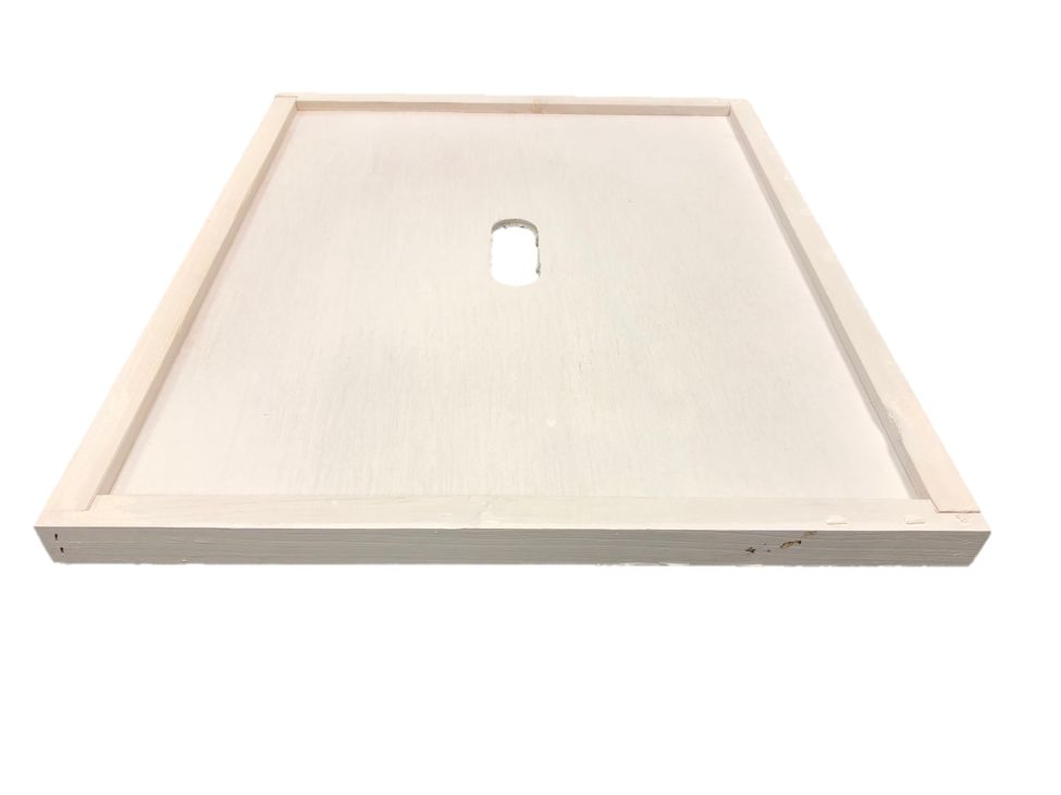 10 Frame White Cypress Inner Cover