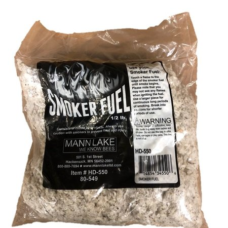 Cotton Smoker Starter Fuel